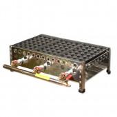 [국산고급형]타코야끼기계도시가스28구 X 3판(알미늄코팅판)