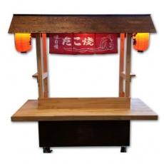 일본식 타코야끼마차